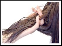 「縮毛矯正の種類」イメージ写真