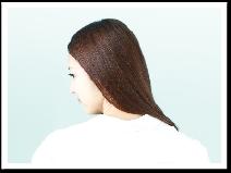 「縮毛矯正の効果と持ち」イメージ写真