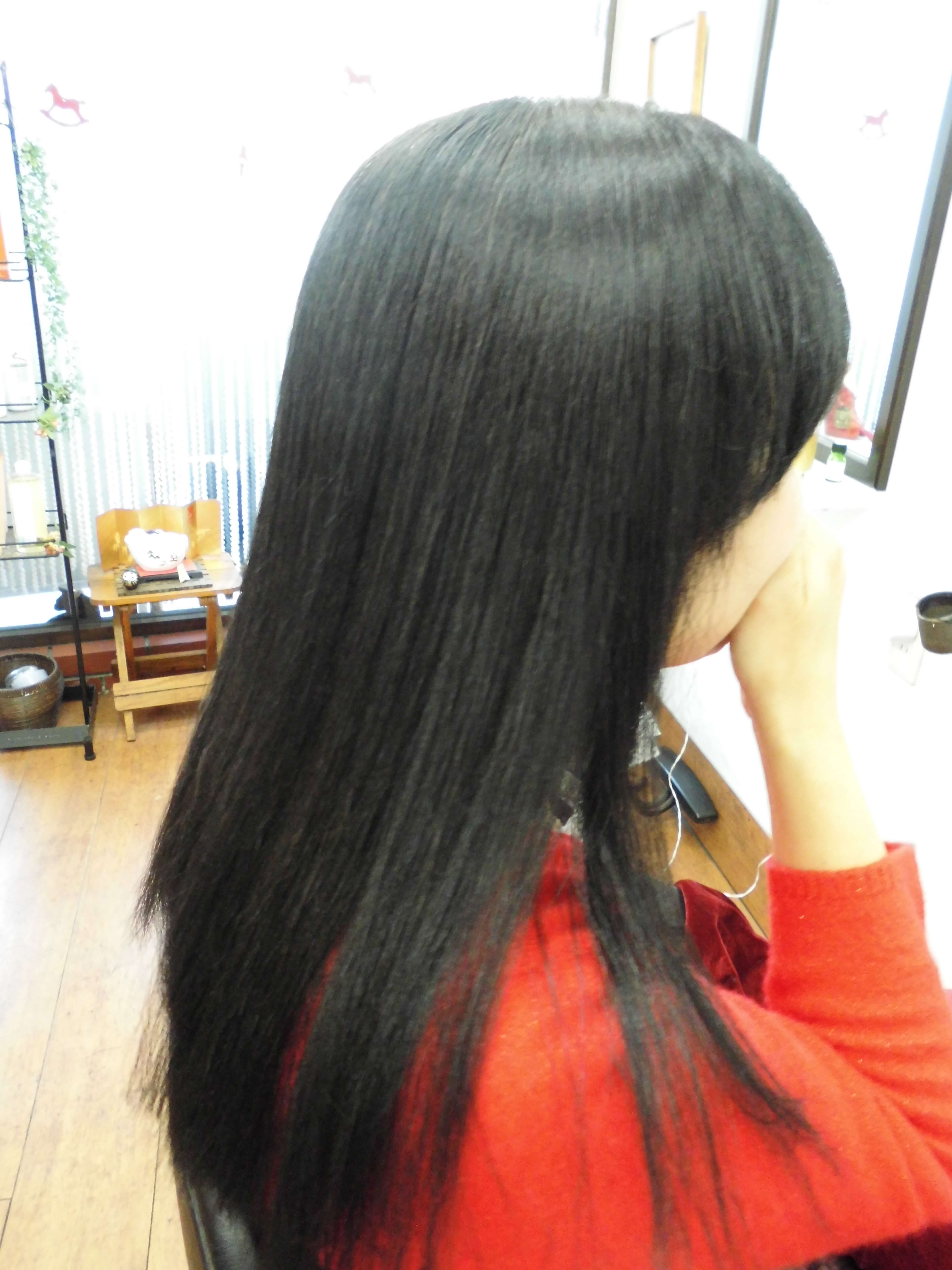 afterモデル写真